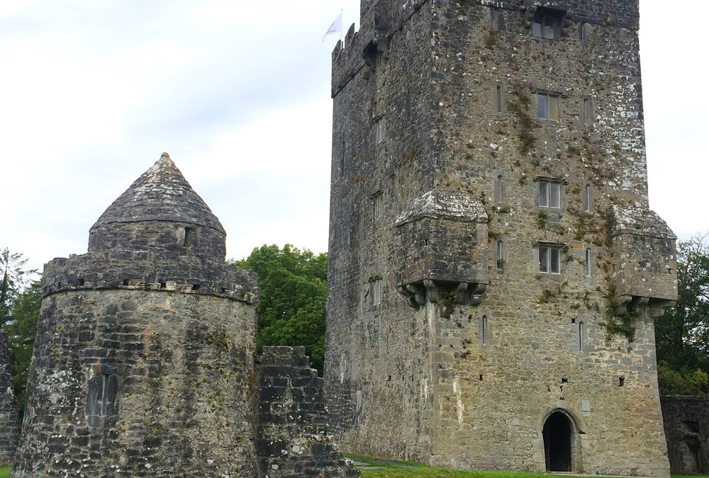 Aughnanure Castle, Co Galway