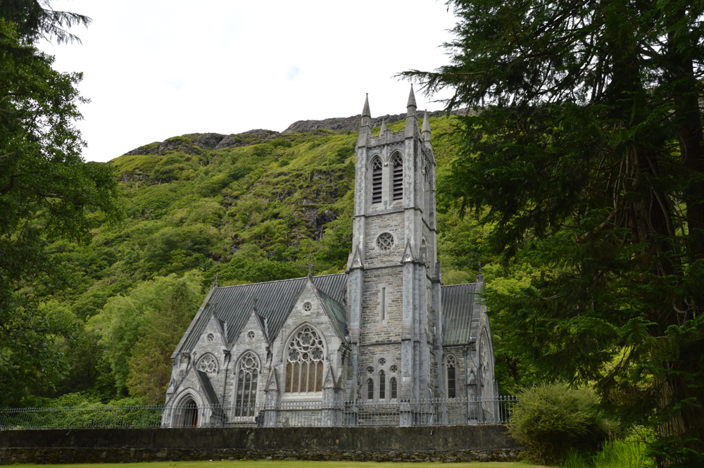 Kylemore Abbey, Co Galway Kylemore Abbey Church