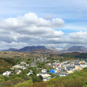 Day Tour of Connemara - Clifden Town